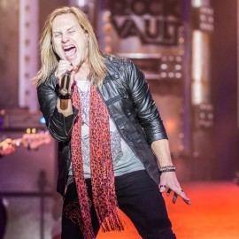 Andrew Freeman (musician) Raiding The Rock Vault Rocking the Hard Rock Hotel Las Vegas THE
