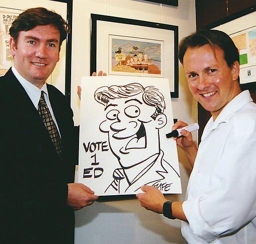 Andrew Fyfe (cartoonist) Testimonials Andrew Fyfe Cartoonist Caricaturist and Illustrator