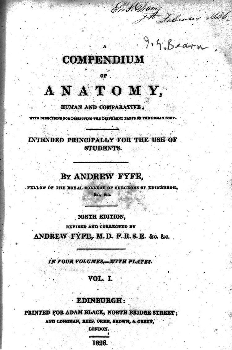 Andrew Fyfe the Elder
