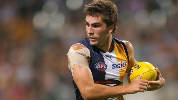Andrew Gaff It39s only been three rounds39 West Coast Eagle Andrew Gaff