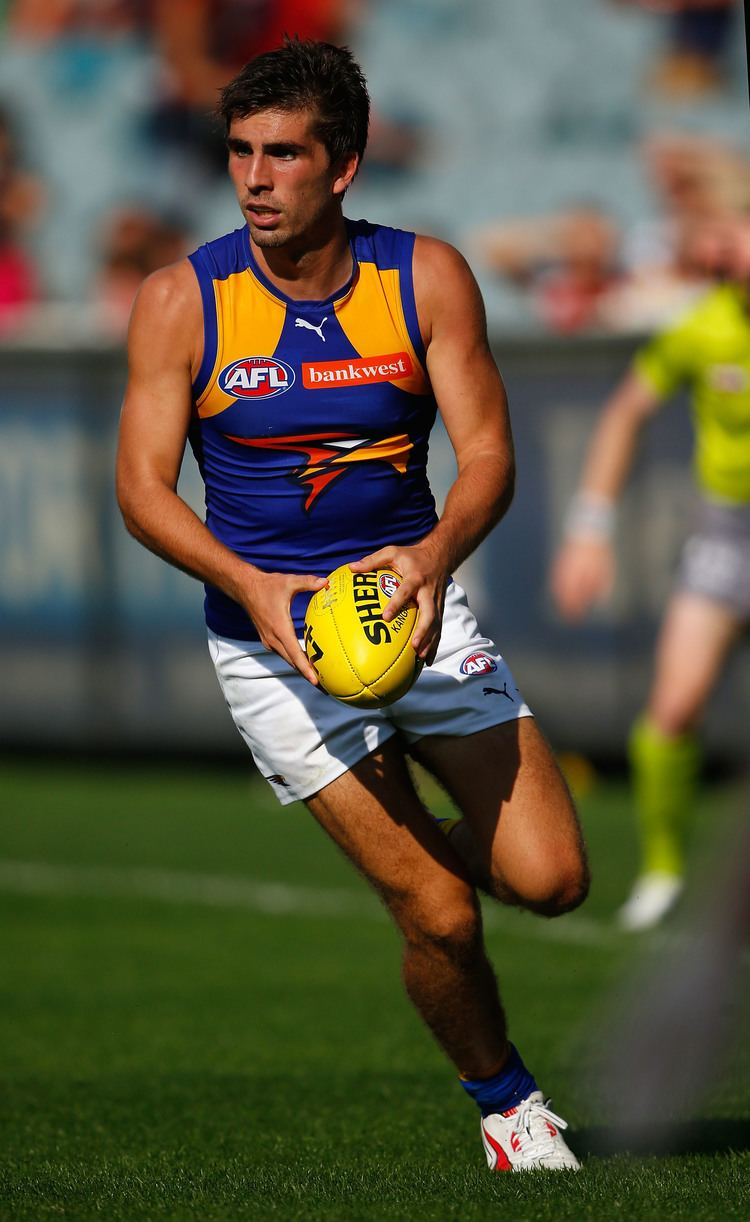 Andrew Gaff Victorian Gaff in contract talks with West Coast AFLcomau