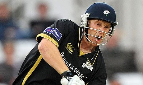 Andrew Gale Captain Andrew Gale would welcome return to Yorkshireborn