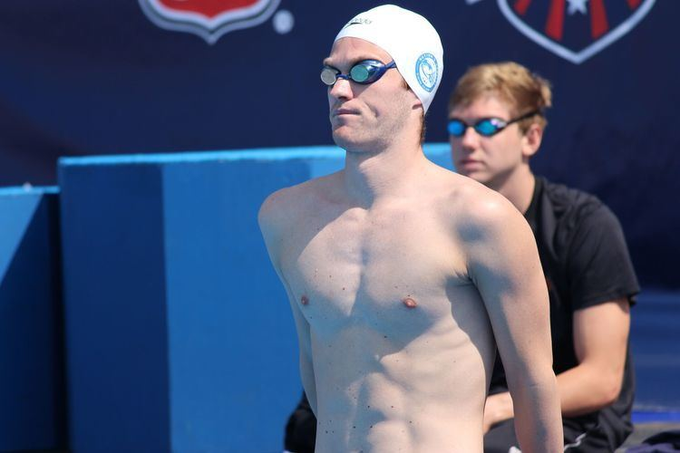 Andrew Gemmell Andrew Gemmell Swimming Worlds Open Water Swimmer of the Year