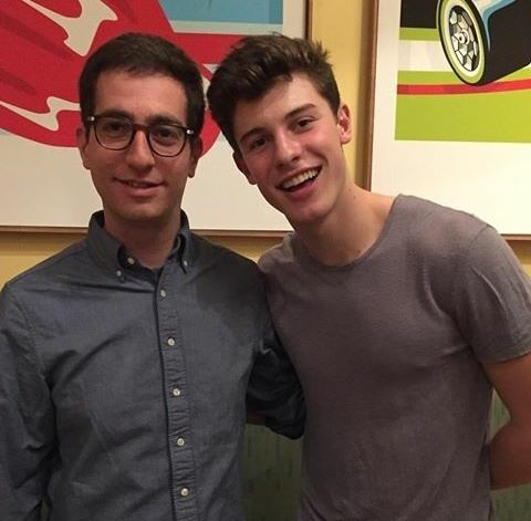 Andrew Gertler Shawn Mendes We Heart It shawn mendes and andrew gertler