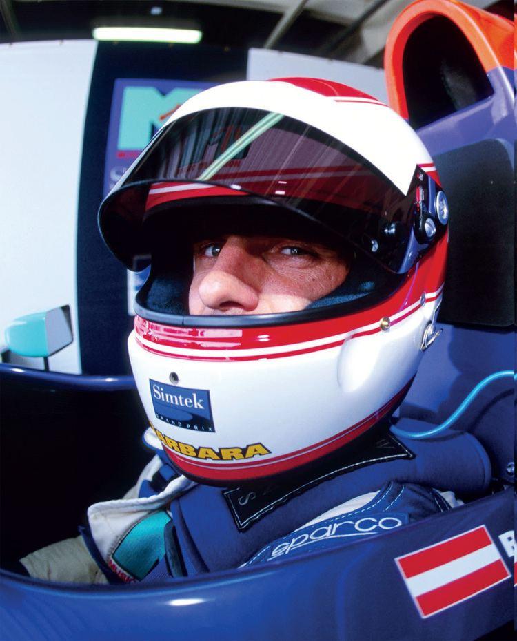 Andrew Gilbert-Scott Andrew GilbertScott Motor Sport Magazine