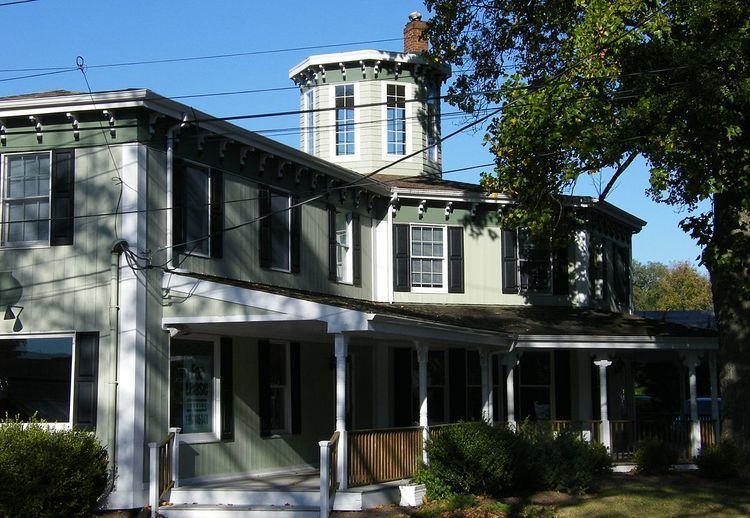 Andrew Gildersleeve Octagonal Building