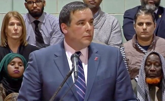 Andrew Ginther Columbus Mayor Andrew Ginther Signs Executive Order on Immigration