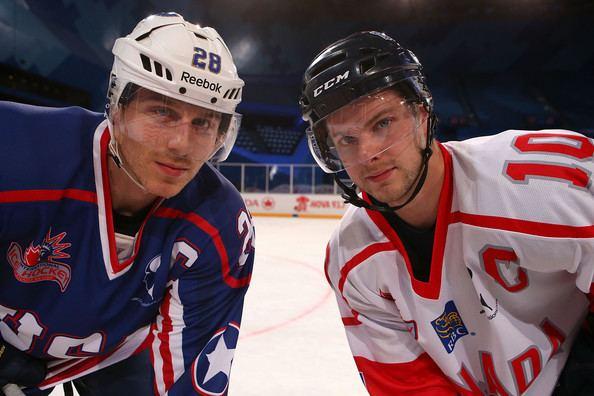 Andrew Gordon (ice hockey) Andrew Gordon Pictures International Ice Hockey Tour