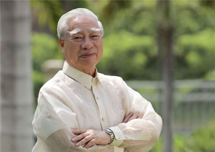 Andrew Gotianun Filinvest Founder Andrew Gotianun Sr Passes Away at 88 Philippine