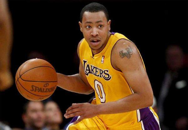 Andrew Goudelock Lakers FYI Lakers resign Andrew Goudelock latimes