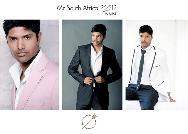 Andrew Govender Eye For Beauty Andrew Govender is Mr South Africa 2012