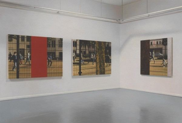 Andrew Grassie Andrew Grassie at Johnen Contemporary Art Daily