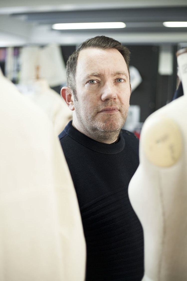 Andrew Groves INFLUENTIAL FASHION EDUCATORS ANDREW GROVES