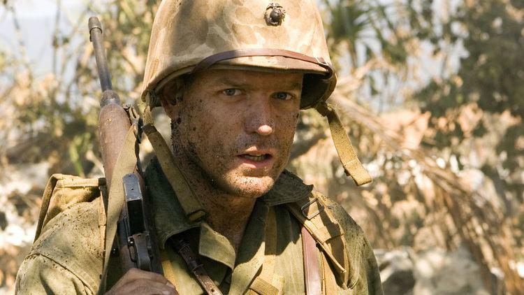 Andrew Haldane HBO The Pacific Andrew Haldane