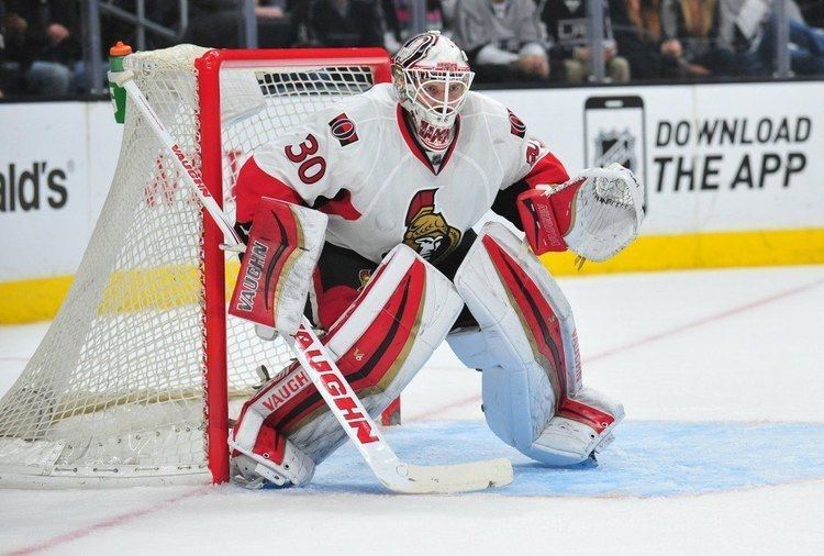 Andrew Hammond (ice hockey) Real Risk in Andrew Hammond Signing Comes in Sens Next Move