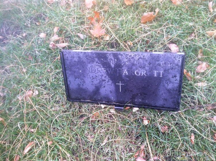 Andrew Hargrett Grave Site of Andrew Hargrett 19162003 BillionGraves