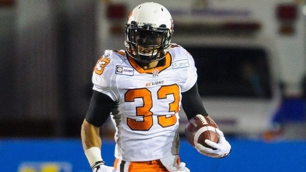 Andrew Harris (Canadian football) Andrew Harris out until CFL playoffs with dislocated ankle
