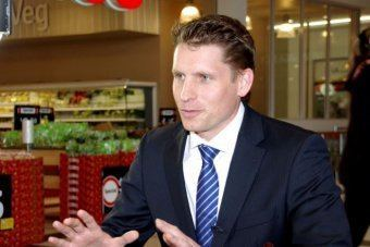 Andrew Hastie (politician) Canning byelection Liberal candidate Andrew Hastie