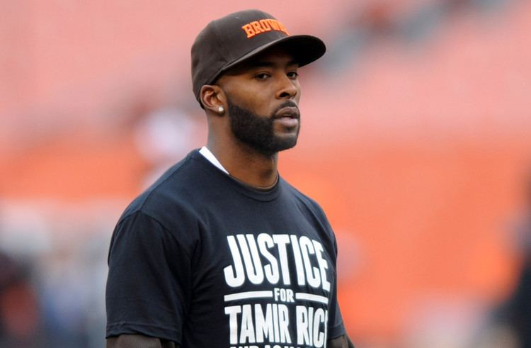 Andrew Hawkins Browns WR Andrew Hawkins defends protest 39a call for