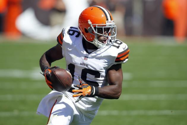 Andrew Hawkins Andrew Hawkins Becoming Star in Cleveland Browns Balanced