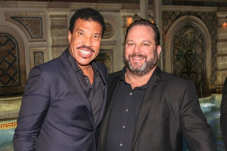 Andrew Heiberger Lionel Richie helps Andrew Heiberger launch TOWN Week at Art Basel