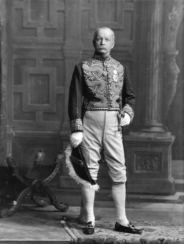 Andrew Henderson Leith Fraser Sir Andrew Henderson Leith Fraser 18481919