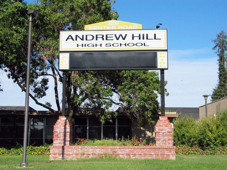 Andrew Hill High School