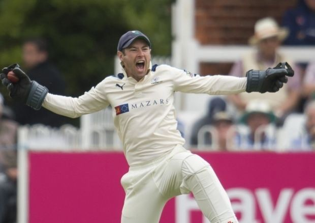 Andrew Hodd Sussex v Yorkshire Hodd confident Yorkshire can get the
