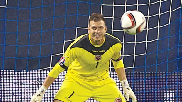 Andrew Hogg Hogg agrees new twoyear contract with AEL Kalloni