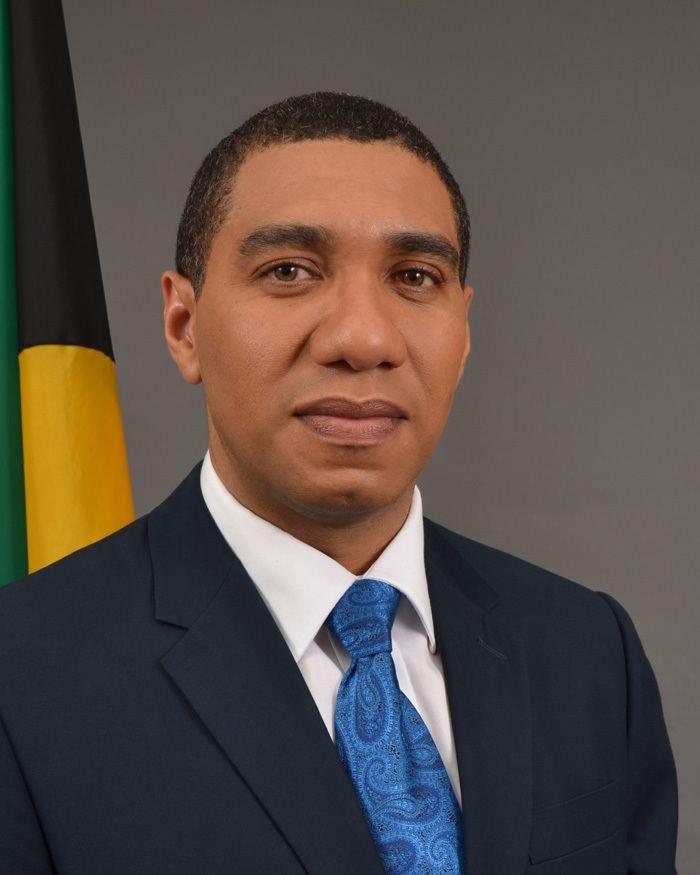 Andrew Holness Andrew Michael Holness Jamaica Legacy Foundation