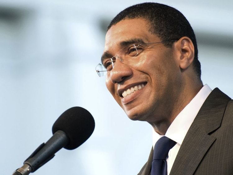 Andrew Holness Jamaica election race too close to call The Independent