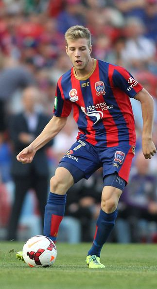 Andrew Hoole Andrew Hoole Pictures ALeague Rd 13 Newcastle v Perth