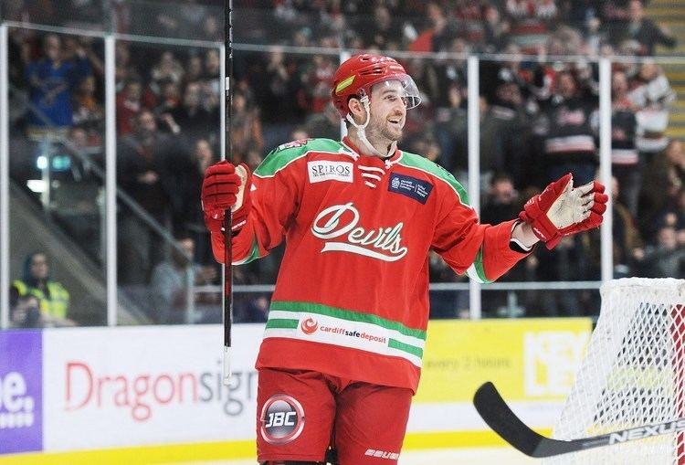 Andrew Hotham Andrew Hotham Ban Will Fire Up Cardiff Devils In Cup Clash Dai Sport