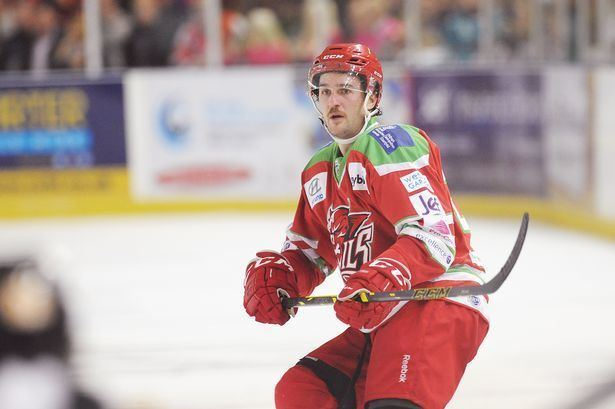 Andrew Hotham Andrew Hotham says Cardiff Devils will be among the best teams in