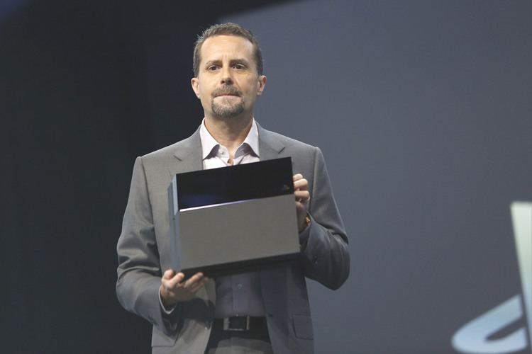 Andrew House CEO PS4 to tap new revenue streams The Japan Times