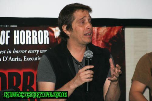 Andrew Hubatsek HorrorHound1111