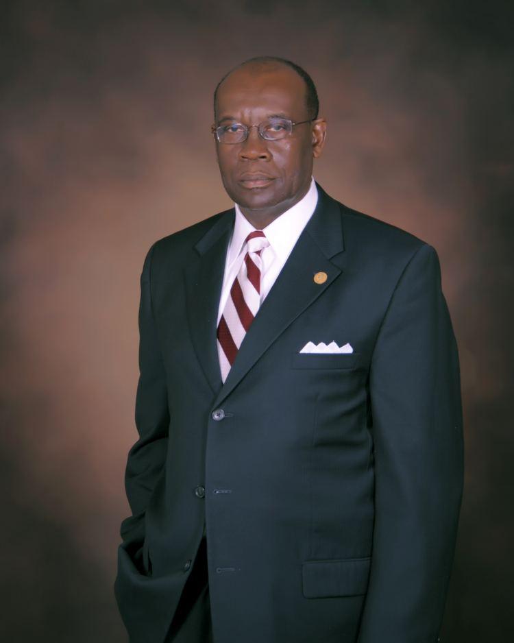 Andrew Hugine, Jr. wwwaamueduaboutaamuofficeofthepresidentabo