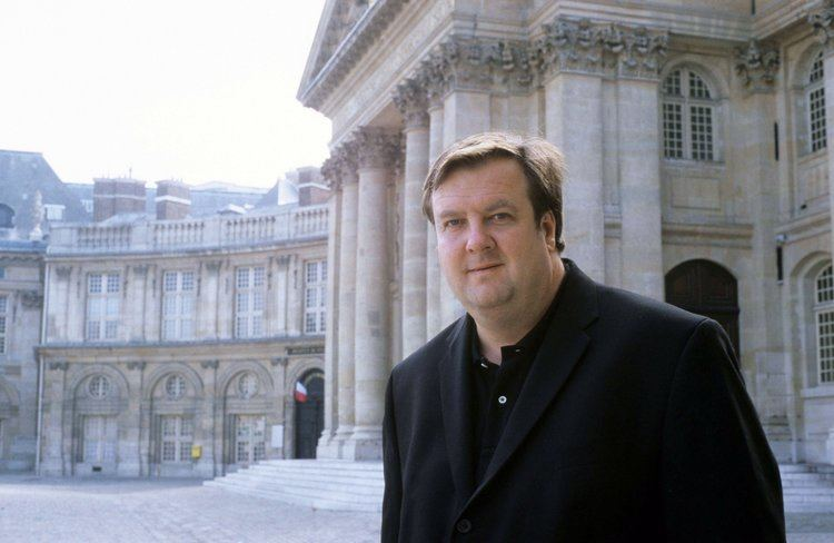 Andrew Hussey Ten minutes with Andrew Hussey on Paris after the Charlie