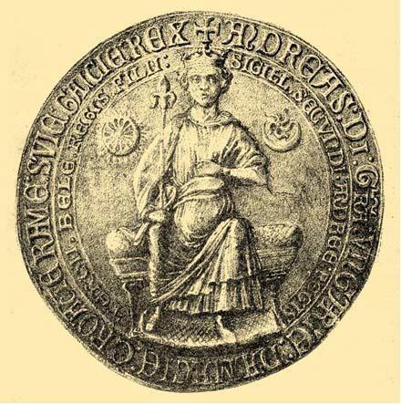 Andrew II of Hungary httpsuploadwikimediaorgwikipediacommonscc