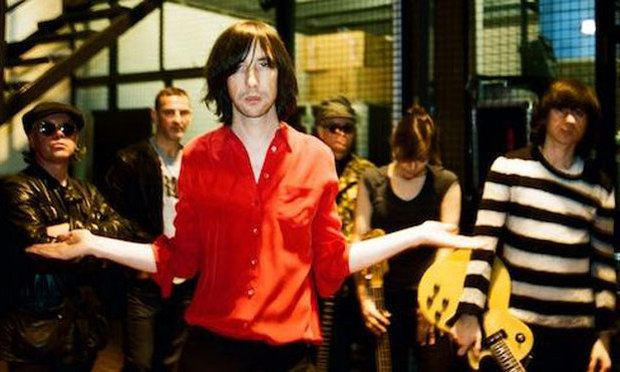 Andrew Innes MusicNews Primal Scream39s Andrew Innes chats to