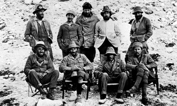 Andrew Irvine (mountaineer) Everest diaries of mountaineer Edward Norton to be