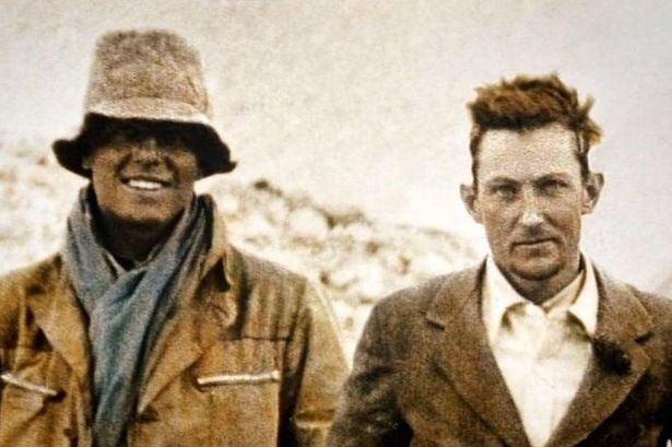 Andrew Irvine (mountaineer) Mallory and Irvine mystery explored in new musical play