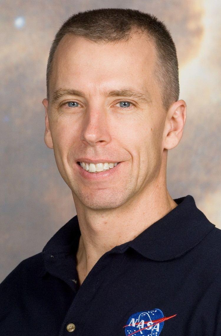 Andrew J. Feustel Astronaut Biography Andrew Feustel
