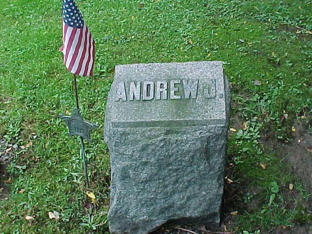 Andrew J. Lorish Andrew J Lorish 1832 1897 Find A Grave Memorial