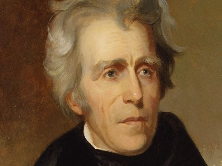 Andrew Jackson The Papers of Andrew Jackson At The University of Tennessee