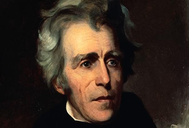 Andrew Jackson jfjartcomthepresidentsseriesimagesandrewjack