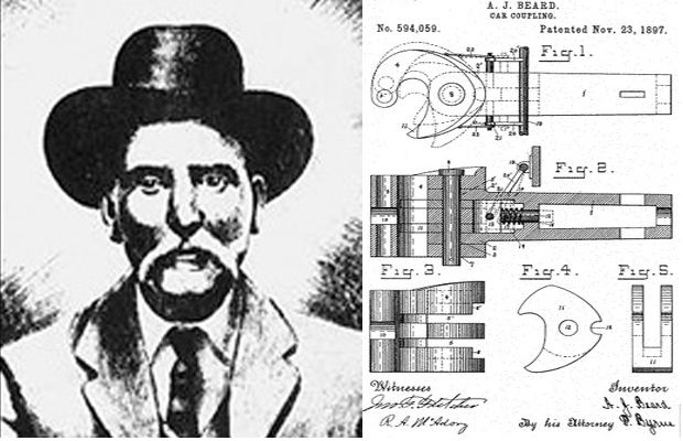 Andrew Jackson Beard Blast from the Past Inventor Andrew Jackson Beard Year