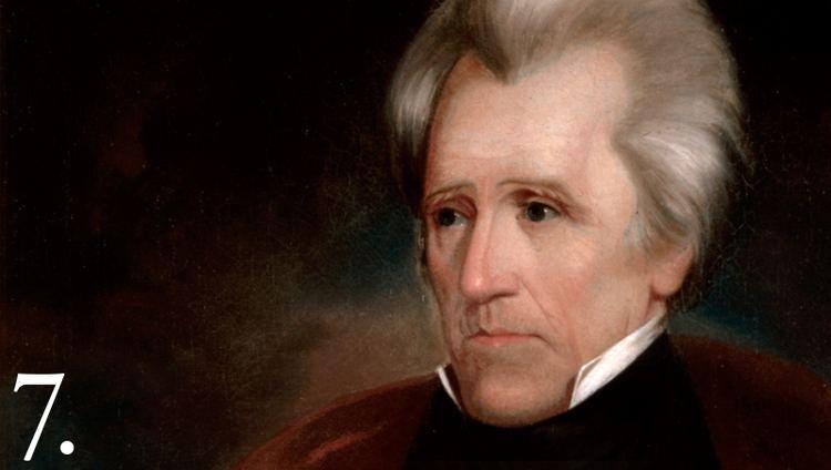 Andrew Jackson Andrew Jackson whitehousegov