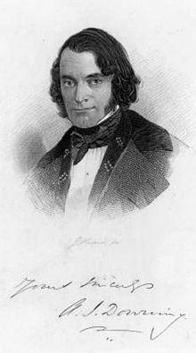 Andrew Jackson Downing Andrew Jackson Downing Wikipedia the free encyclopedia