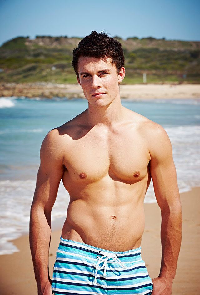 Andrew James Morley Andrew Morley quits Home And Away Woman39s Day